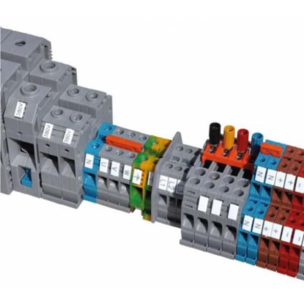 rail terminal blocks